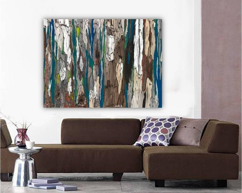 Recent Endearing Oversized Wall Art 3 Ready2Hangart Smash Xvii Canvas 2 Throughout Oversized Canvas Wall Art (View 11 of 15)