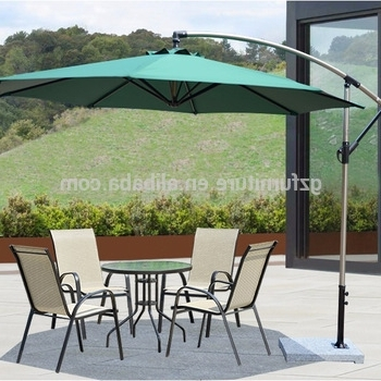 Recent Hanging Offset Patio Umbrellas With 10Ft Offset Hanging Outdoor Market Patio Umbrella – Buy Market Patio (View 13 of 15)