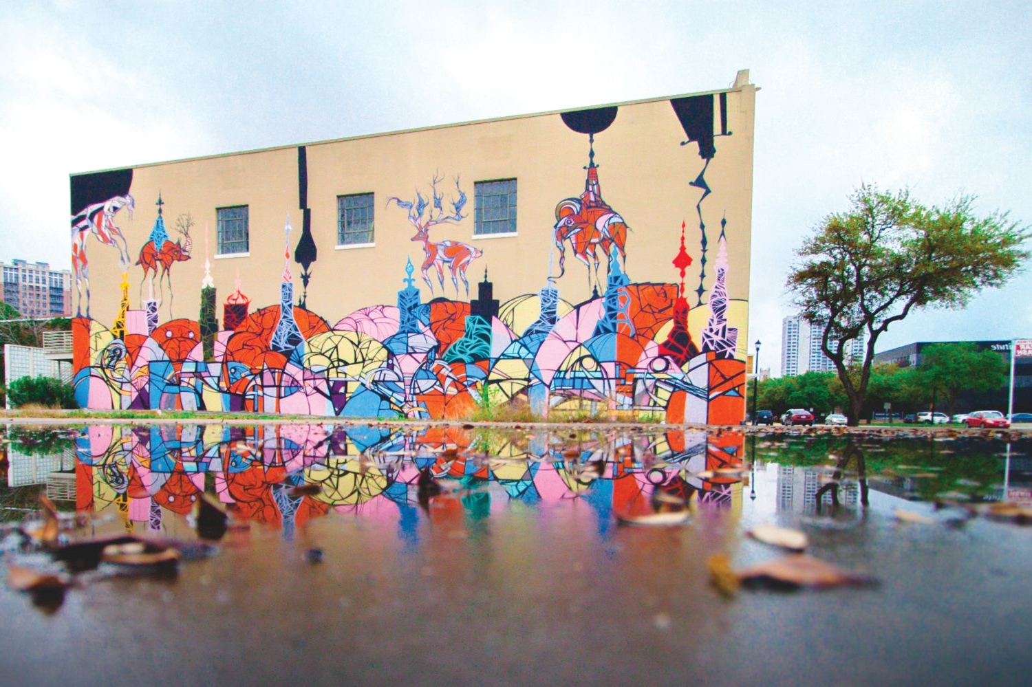 Recent How Street Art Took Over Houston (View 6 of 15)