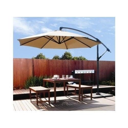 Recent Offset Patio Umbrellas – Al Gon Home Design Ideas Regarding Hanging Offset Patio Umbrellas (View 9 of 15)