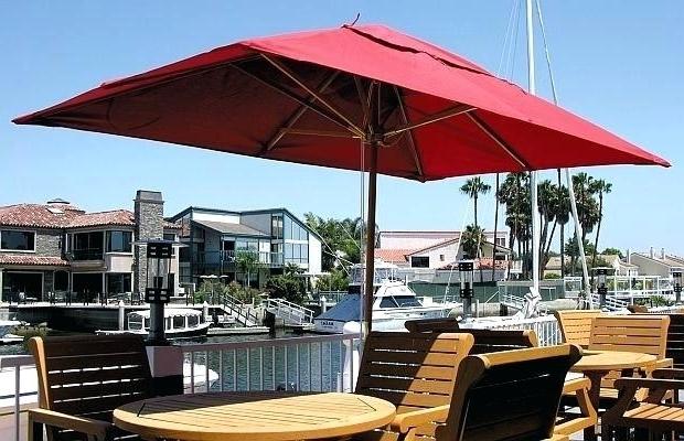 Recent Offset Rectangular Patio Umbrellas With Offset Rectangular Patio Umbrella Large – Arelisapril (View 12 of 15)