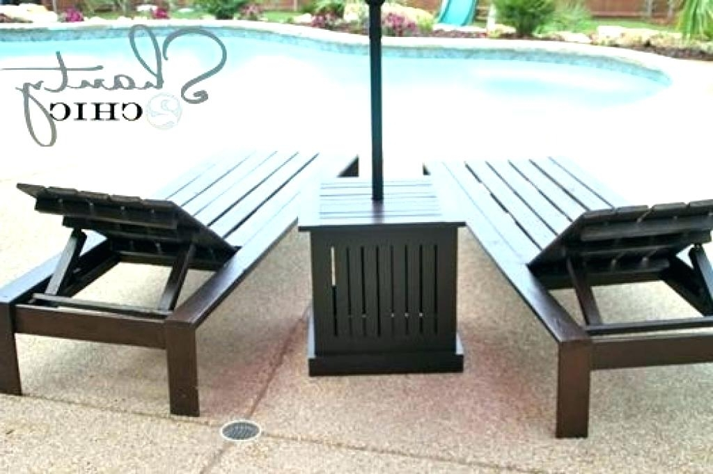 Recent Outdoor Umbrella Stand Table Outdoor Umbrella Stand Table Patio Regarding Patio Umbrella Stand Side Tables (View 10 of 15)