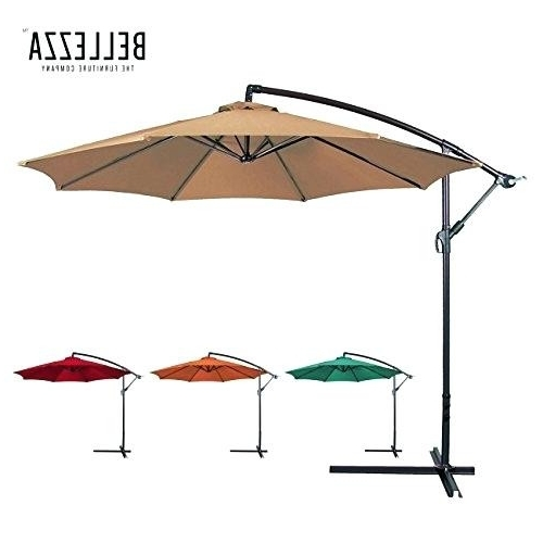 Replacement Outdoor Umbrella Canopy Beautiful Patio Umbrella For Recent Hampton Bay Patio Umbrellas (View 11 of 15)