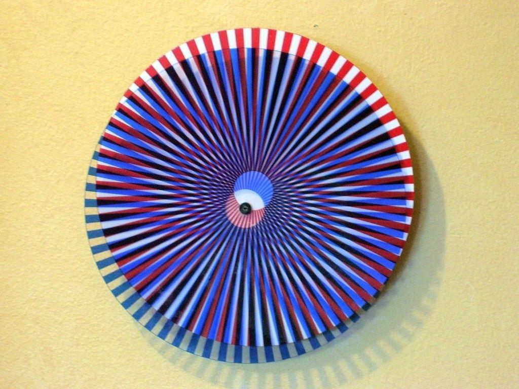 Repurposed – Clock Into Kinetic Wall Art: 5 Steps (With Pictures) With Current Kinetic Wall Art (View 9 of 15)