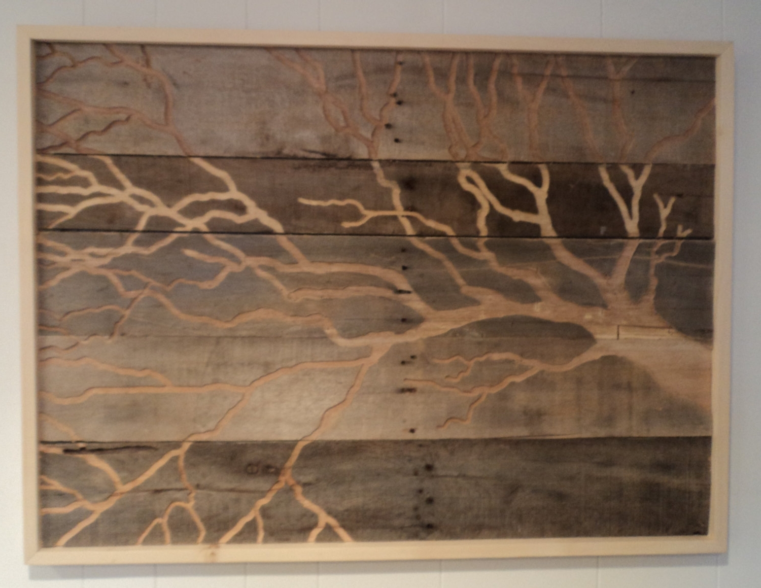 Rustic Wall Art With Most Recently Released Rustic Wood Wall Decor – Wood Ideas (View 2 of 15)