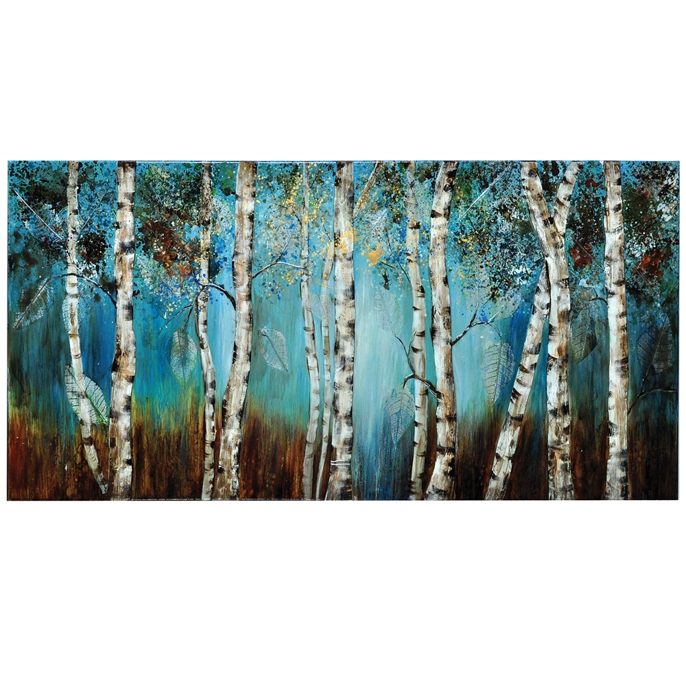Rustic Wall Décor: Hangings, Lodge Curtains And Bear Metal Art Pertaining To Famous Rustic Wall Art (View 14 of 15)