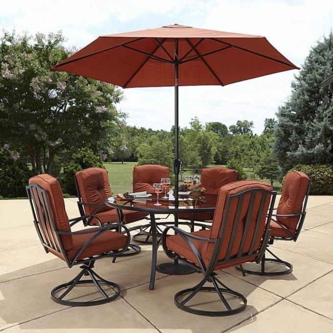 Sears Patio Umbrellas With Favorite Interior Decor: Simple Patio Umbrellas Sears For Your Residence (View 11 of 15)