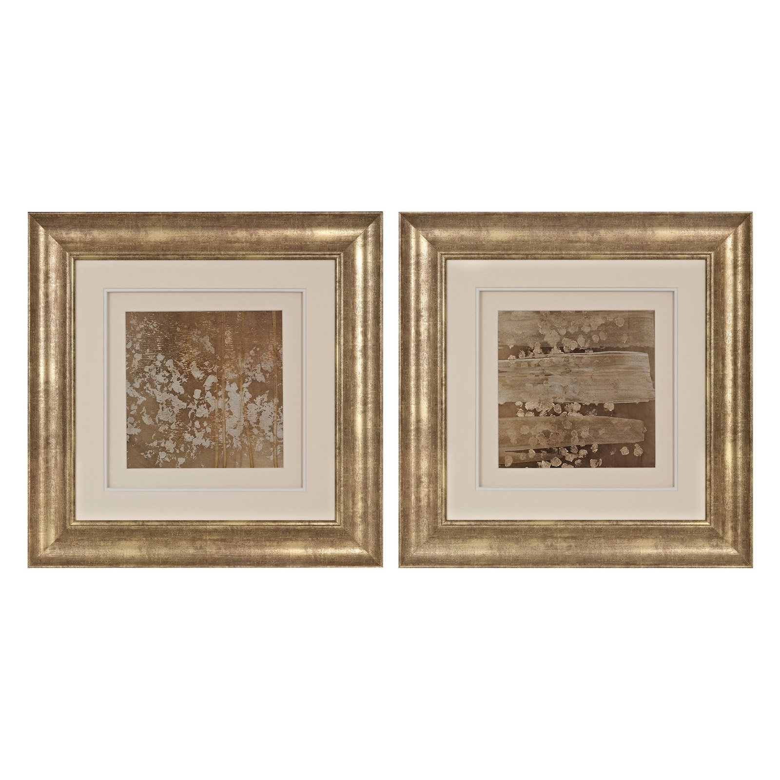 Set Of 2 Framed Wall Art With Most Current Sterling Golden Rule Shadow Box I Ii Wall Art – Set Of 2 – Walmart (View 8 of 15)