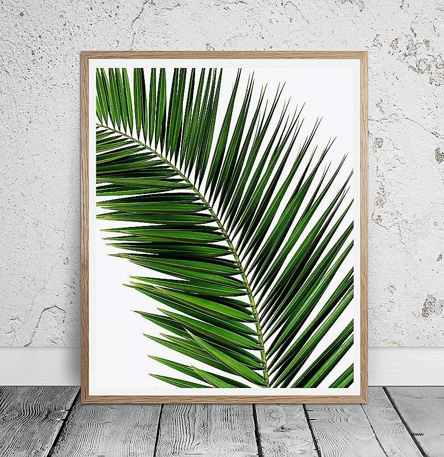 Shocking Appealing Amazing Tropical Wall Art Con Fine Site Image For Pertaining To Most Recently Released Tropical Wall Art (View 5 of 15)