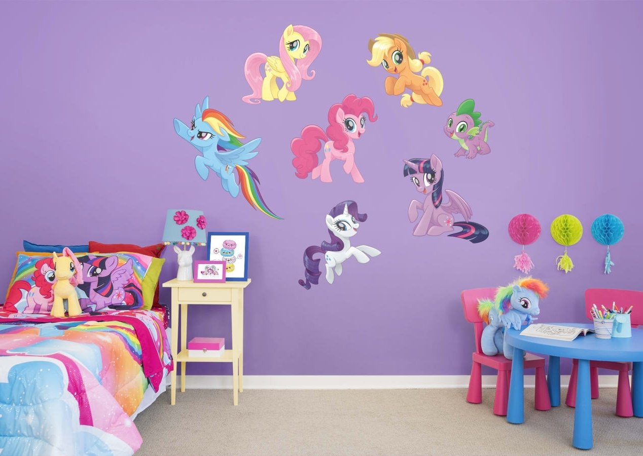Shop Fathead® For For Well Known My Little Pony Wall Art (View 14 of 15)