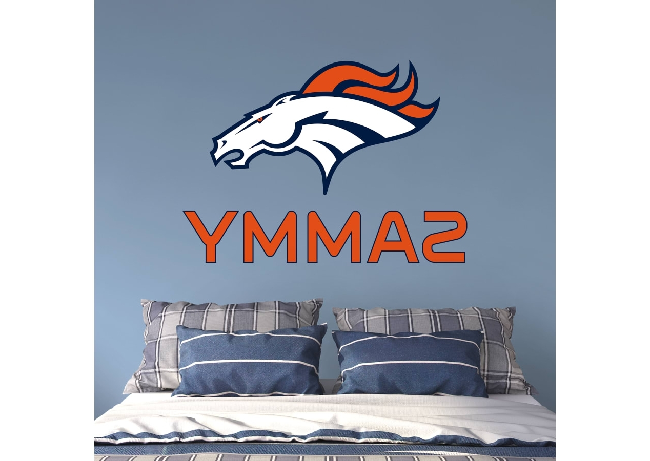 Shop Fathead In Broncos Wall Art (View 10 of 15)