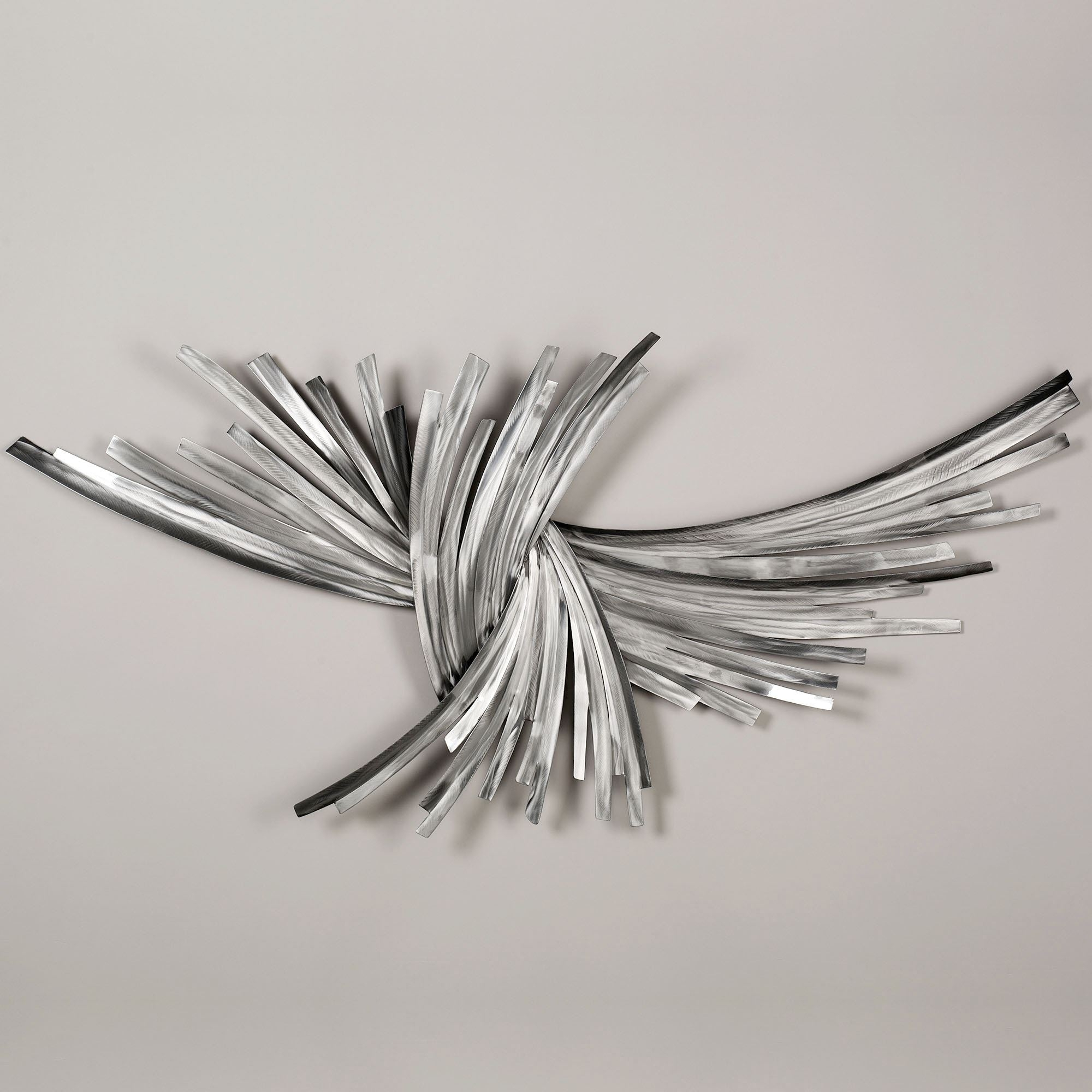 Featured Photo of Silver Metal Wall Art