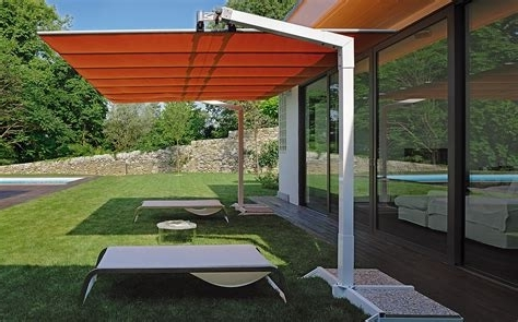 Small Patio Umbrellas For Current Small Patio Umbrellas — Furniture & Accessories : Cleaning Patio (View 8 of 15)