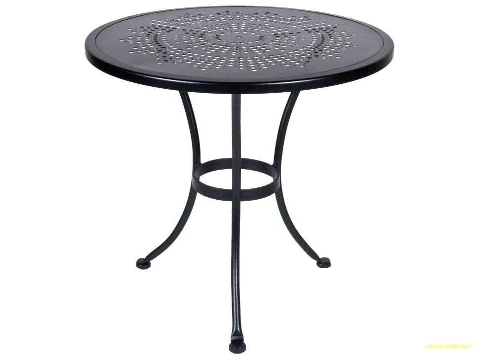 Small Umbrella Table Patio Table With Umbrella Hole Large Size Of Within Current Small Patio Tables With Umbrellas Hole (View 14 of 15)