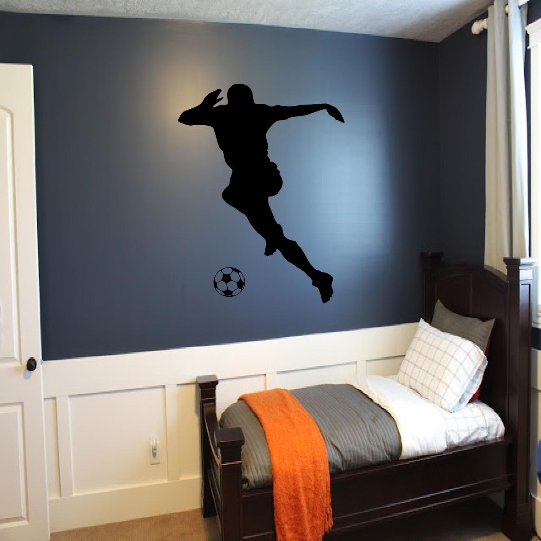 Soccer Wall Art Regarding Most Recent Inspirational Soccer Wall Art Paintings (View 9 of 15)