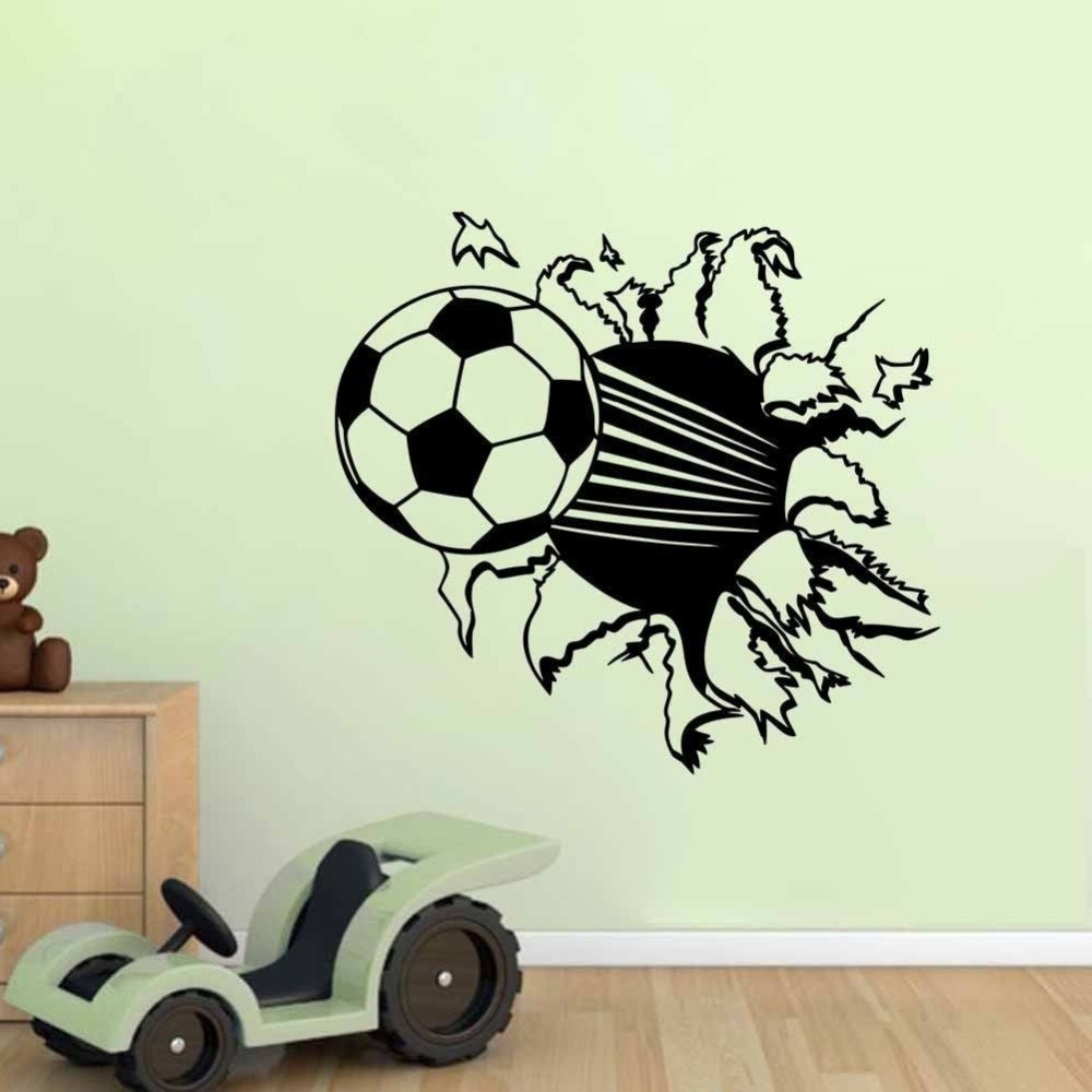 Featured Photo of Soccer Wall Art