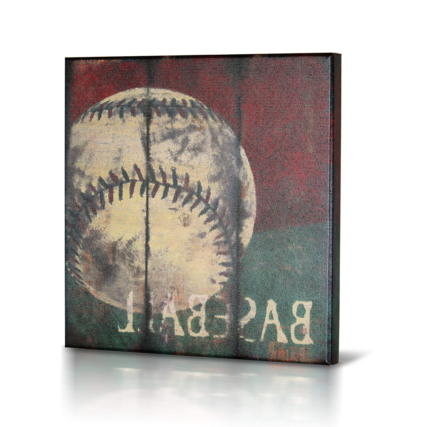 Sports Wall Art For Most Current Amazon: Sports Themed Canvas Wall Art (View 11 of 15)