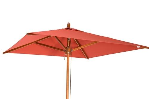 Square Patio Umbrellas Inside 2018  (View 13 of 15)