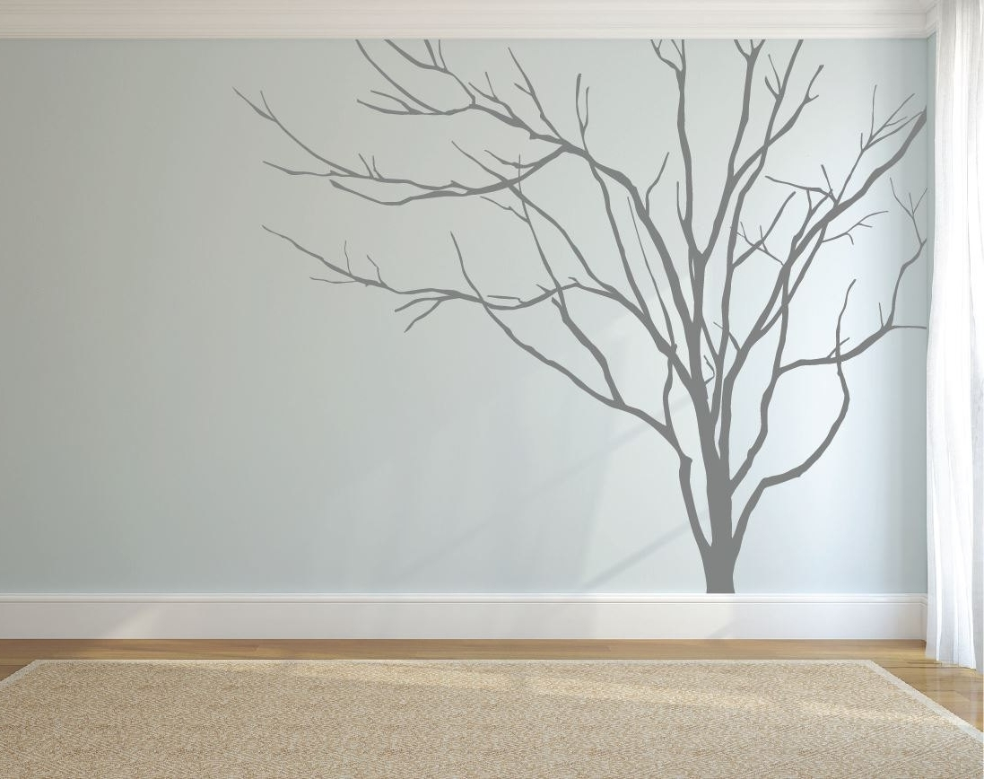 Stick On Wall Art Intended For Most Popular Stick On Wall Art – Talentneeds – (View 3 of 15)