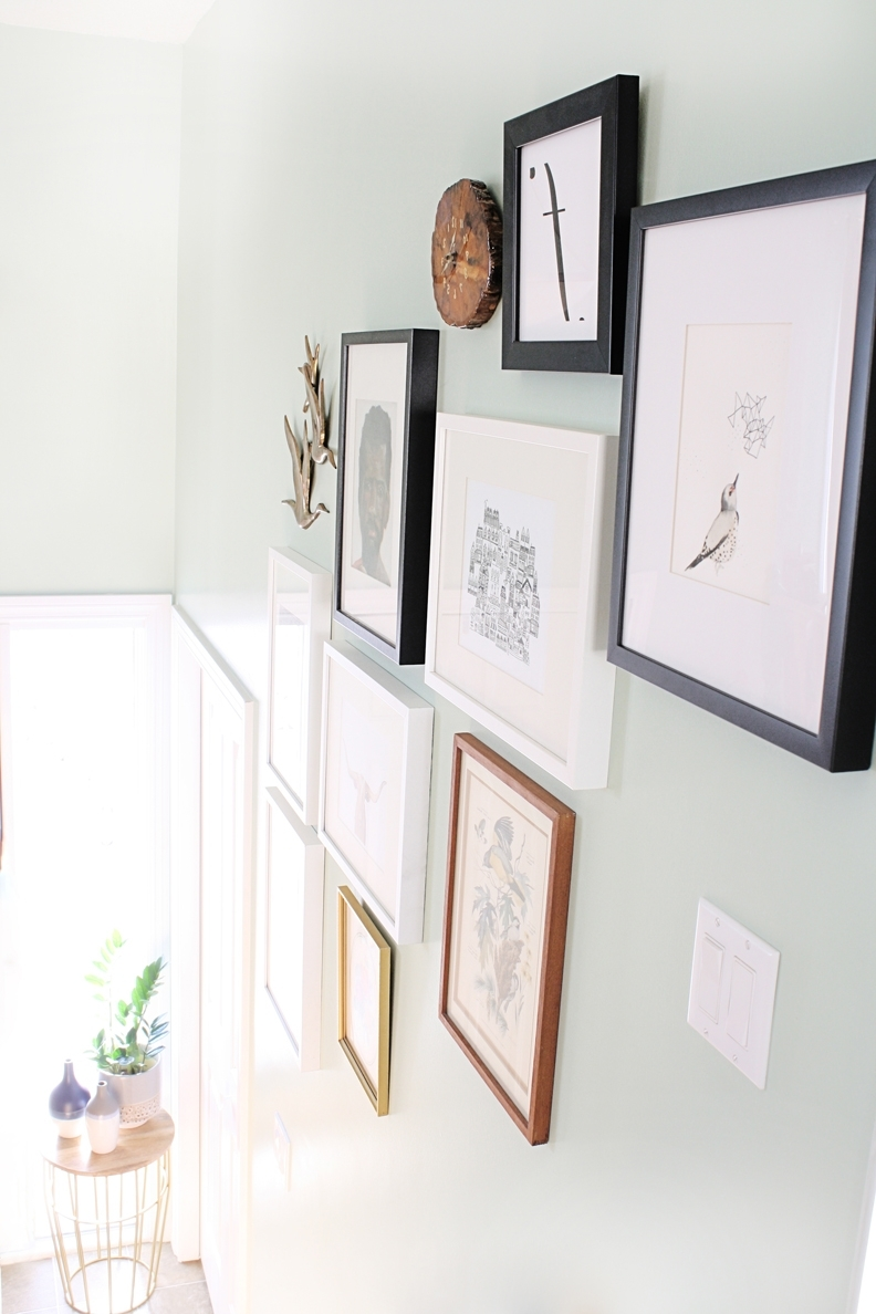 Styling A Gallery Wall (View 9 of 15)