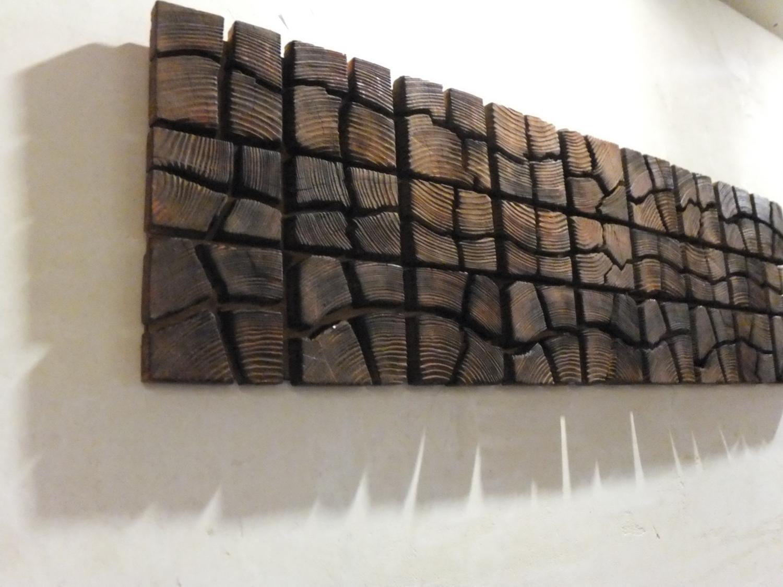 Stylish Wood Wall Art Decor (View 12 of 15)