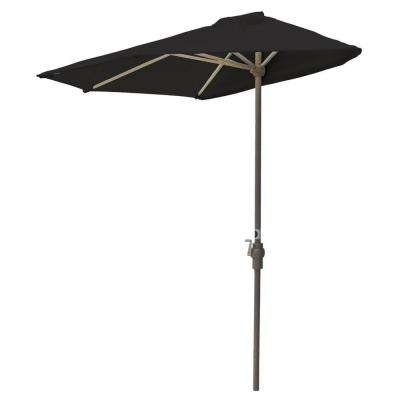 Sunbrella Fabric – 9 – Market Umbrellas – Patio Umbrellas – The Home Inside Most Up To Date Sunbrella Black Patio Umbrellas (View 5 of 15)