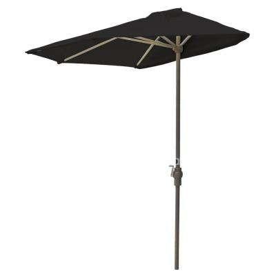 Sunbrella Fabric – 9 – Market Umbrellas – Patio Umbrellas – The Home Inside Most Up To Date Sunbrella Black Patio Umbrellas (View 12 of 15)