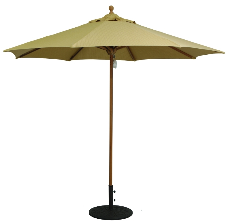 Sunbrella Market Umbrella Collection From $ (View 7 of 15)