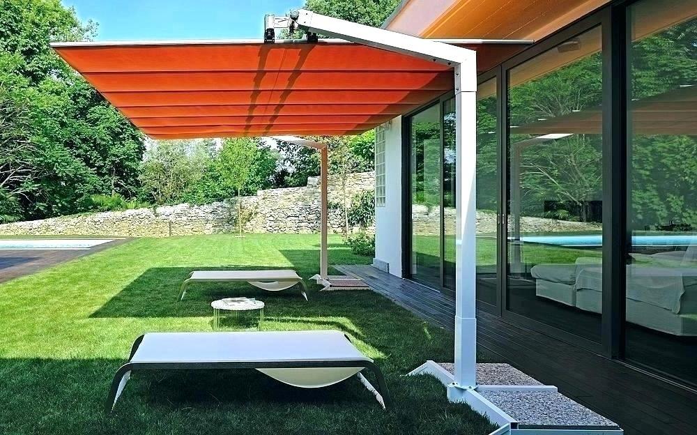 Sunbrella Outdoor Patio Umbrellas Pertaining To Famous Patio ~ Outdoor Patio Umbrellas Free Standing For Backyard Shade (View 12 of 15)