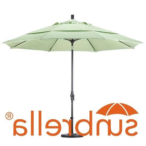 Sunbrella Patio Umbrellas (View 1 of 15)