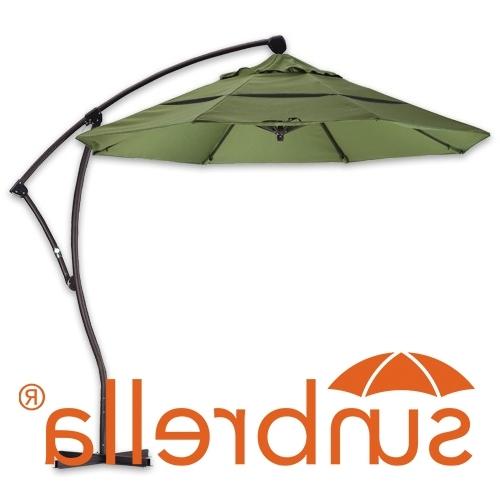 Sunbrella Patio Umbrellas (View 7 of 15)