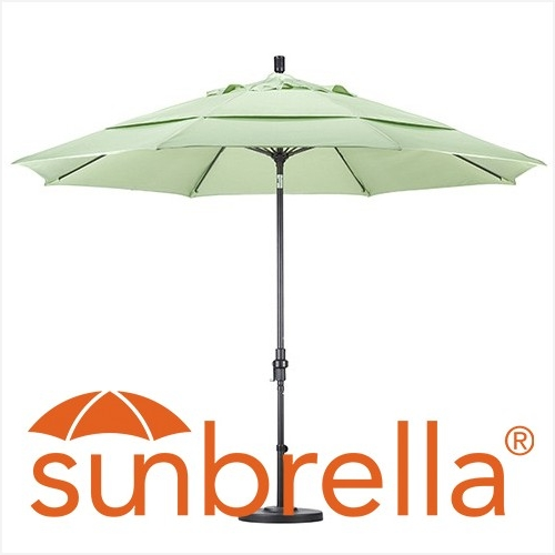 Sunbrella Patio Umbrellas At Walmart Pertaining To Latest 6 Foot Patio Umbrella » Lovely Sunbrella Patio Umbrellas Simple (View 14 of 15)
