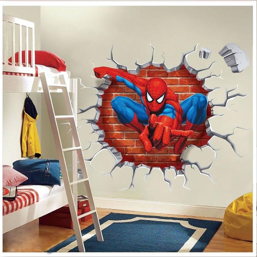Superhero Wall Pictures – Blogtipsworld Regarding Most Current Superhero Wall Art (View 6 of 15)