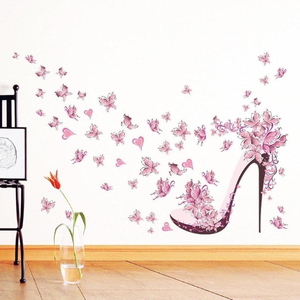Teen Wall Art Regarding Most Popular Wall Decor For Teen Girls: Amazon.co (View 15 of 15)
