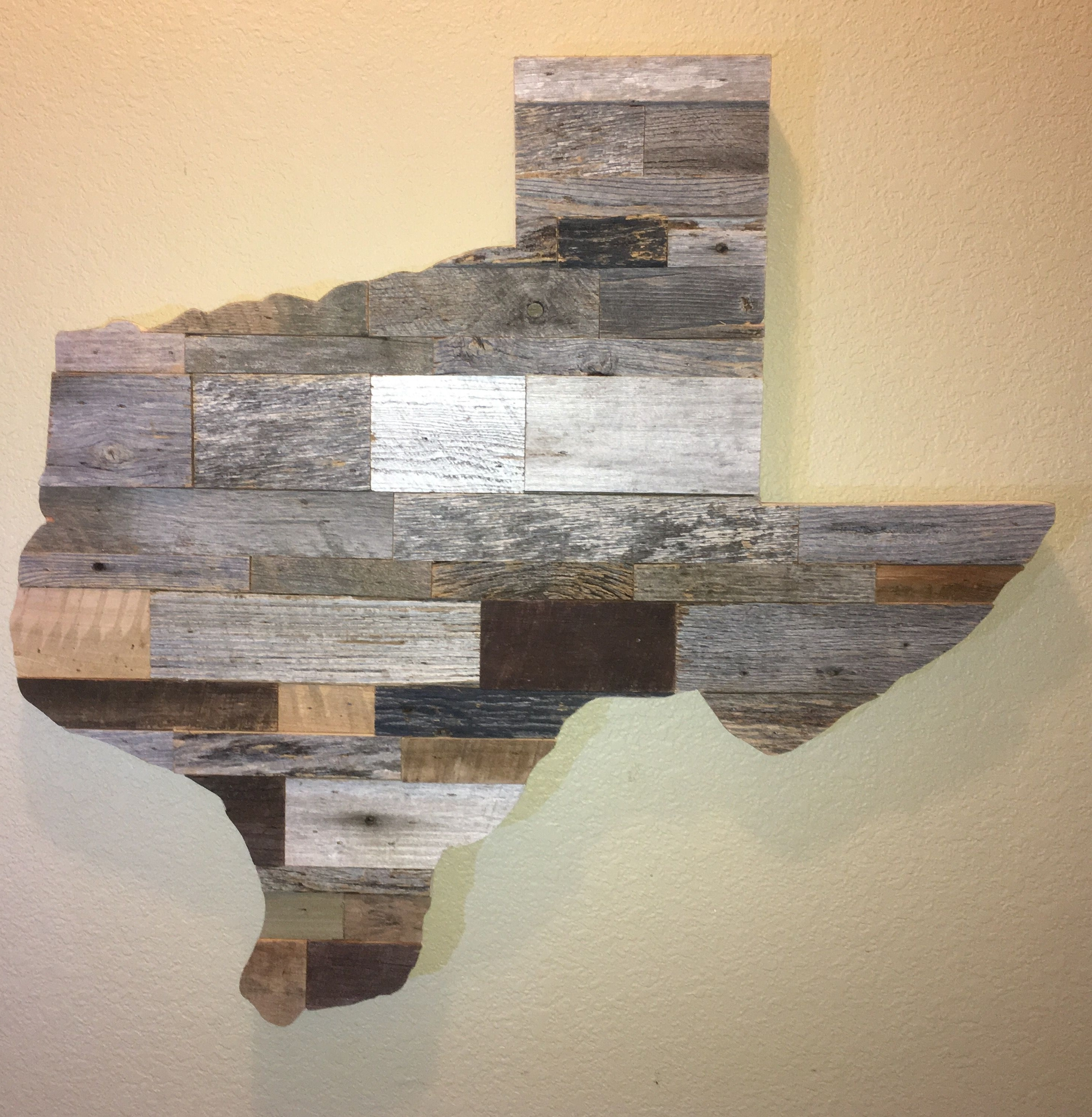 Texas Wall Art (View 10 of 15)