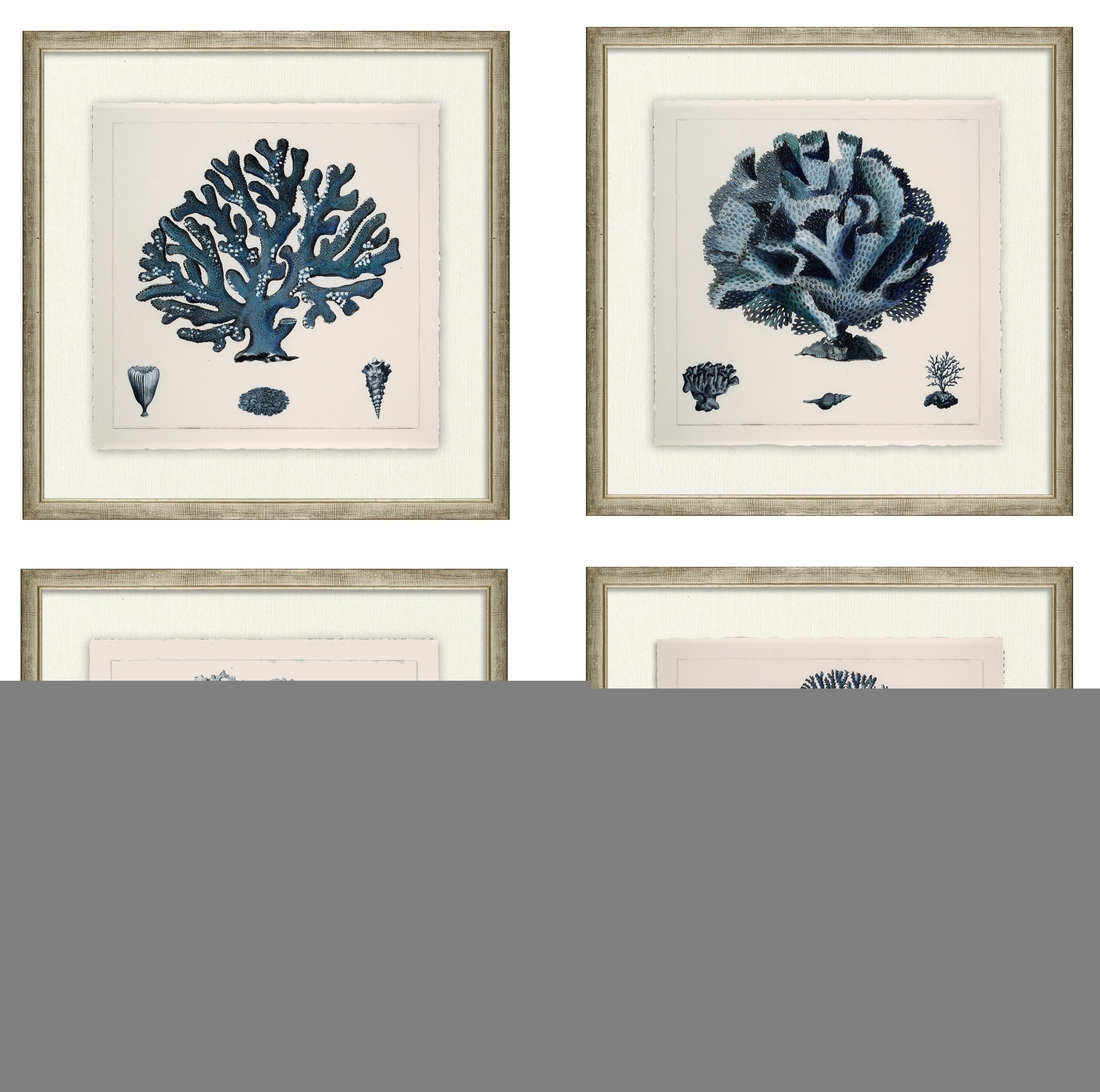 The Well Appointed House – Luxuries For The Home – The Well For Widely Used Coral Wall Art (View 3 of 15)
