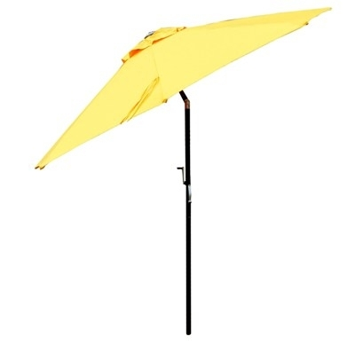 Tilting Patio Umbrellas With Newest Auto Tilt Market Umbrellas $ (View 6 of 15)