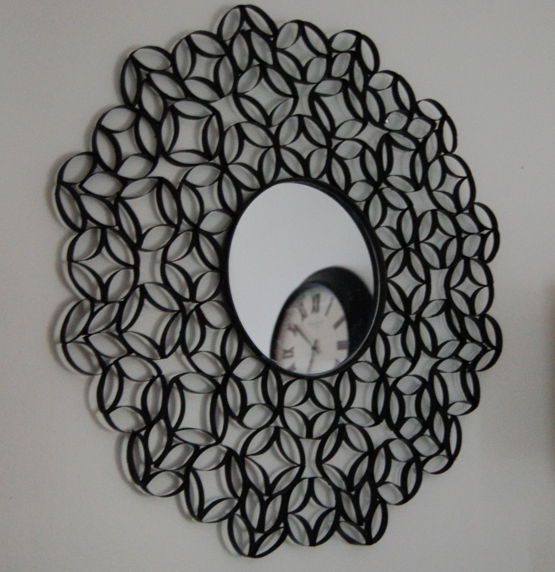 Toilet Paper Roll Wall Art Within Widely Used Toilet Paper Roll Wall Art Just Spray Paint And Voila! (View 12 of 15)