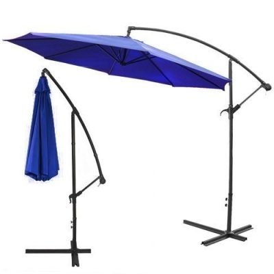 Top 10 Best Offset Patio Umbrellas In 2018 Reviews With Regard To Current Deluxe Patio Umbrellas (View 13 of 15)