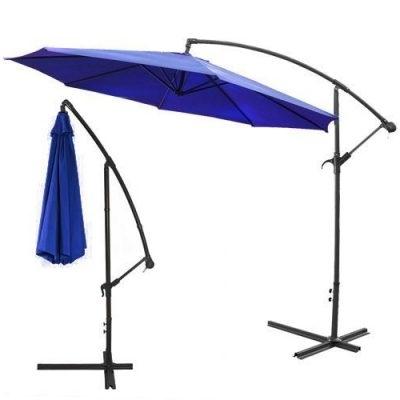 Top 10 Best Offset Patio Umbrellas In 2018 Reviews With Regard To Current Deluxe Patio Umbrellas (View 15 of 15)