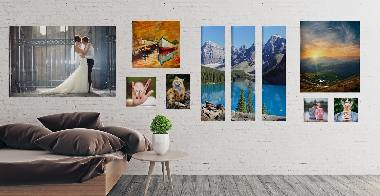 Trendy Acrylic Wall Art throughout Custom Acrylic Prints - Prestophoto