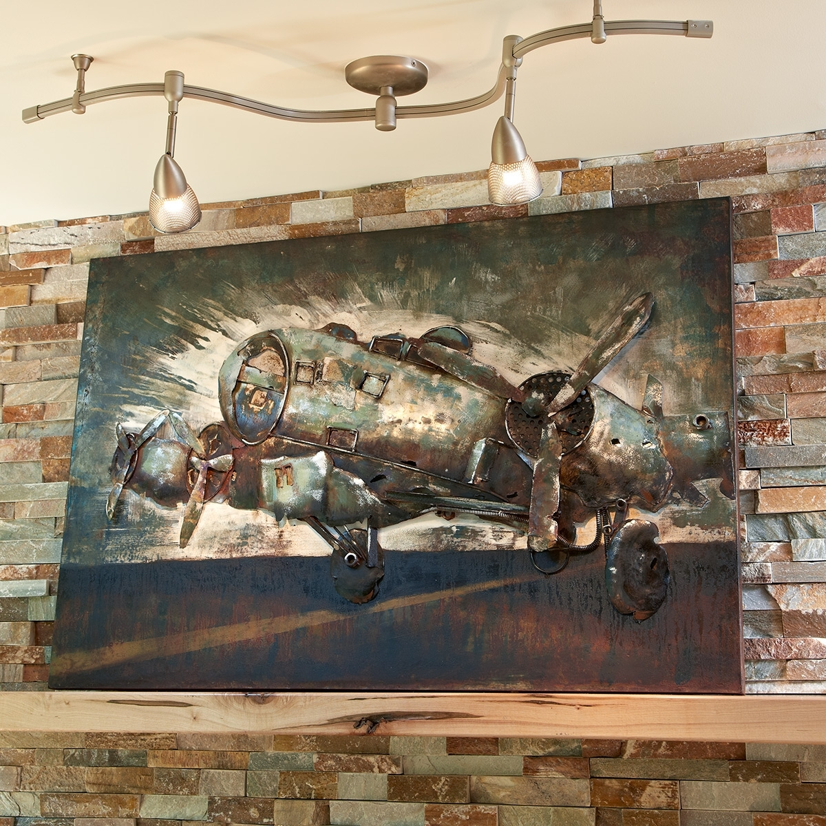 Trendy Airplane Wall Art Pertaining To Vintage Aviation Wall Art : Andrews Living Arts – Cool Themed (View 13 of 15)
