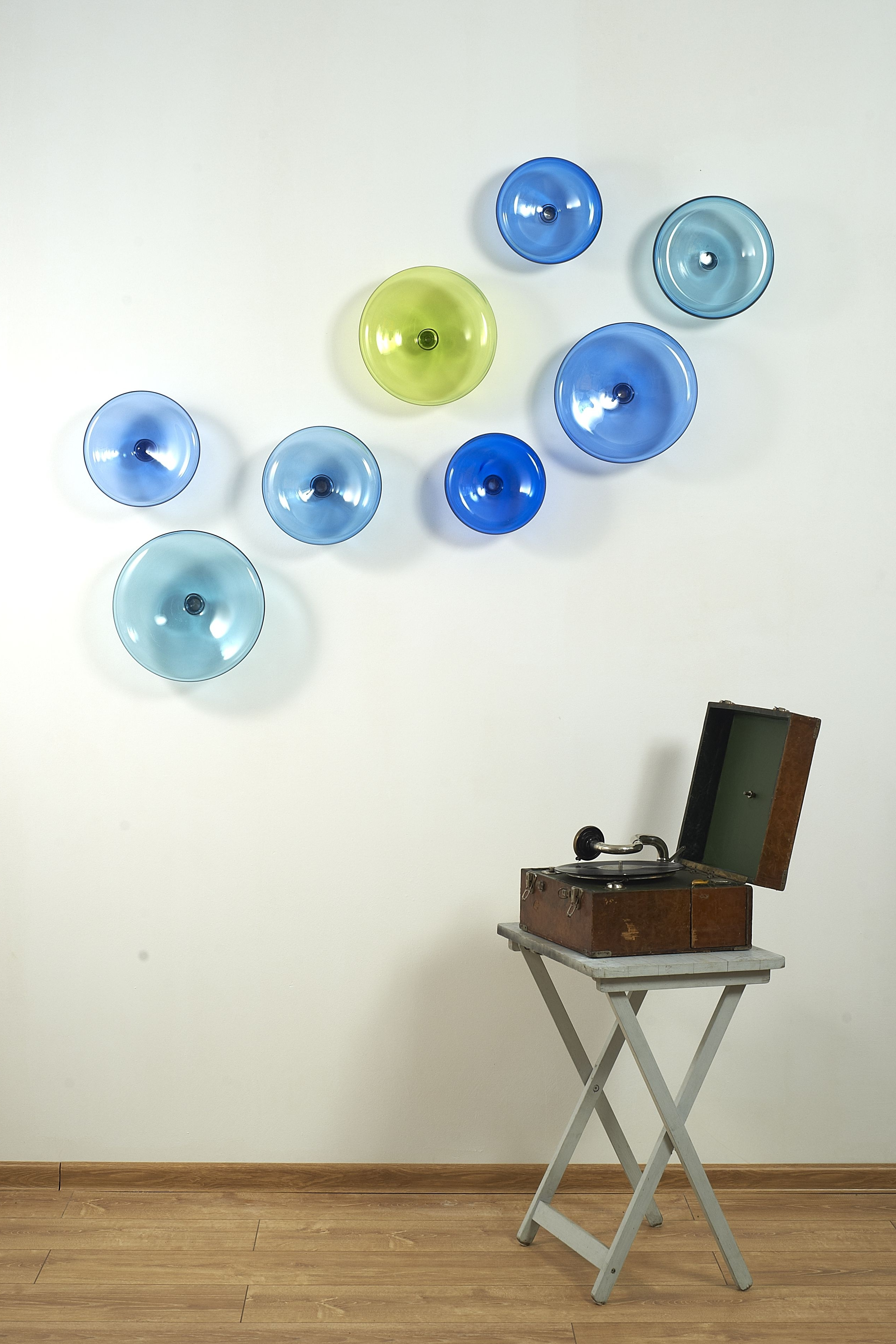 Trendy Blown Glass Wall Art Pertaining To Hand Blown Glass Wall Artalvitra Design For Corporate (View 12 of 15)