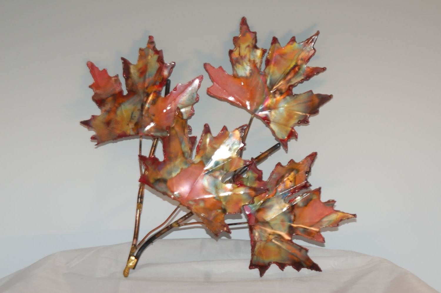 Trendy Copper Wall Art Regarding Copper Wall Art In Sculptures, Trees, Accents And Photo Paintings (View 14 of 15)