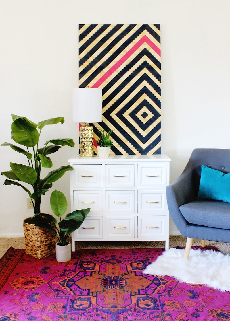 Trendy Diy Wall Art Throughout Diy Wall Art Projects (View 15 of 15)