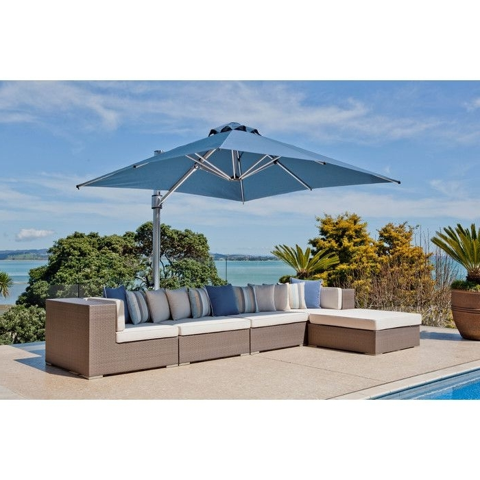 Trendy Eclipse Patio Umbrellas With Regard To Frankford Umbrellas 10 Ft (View 5 of 15)