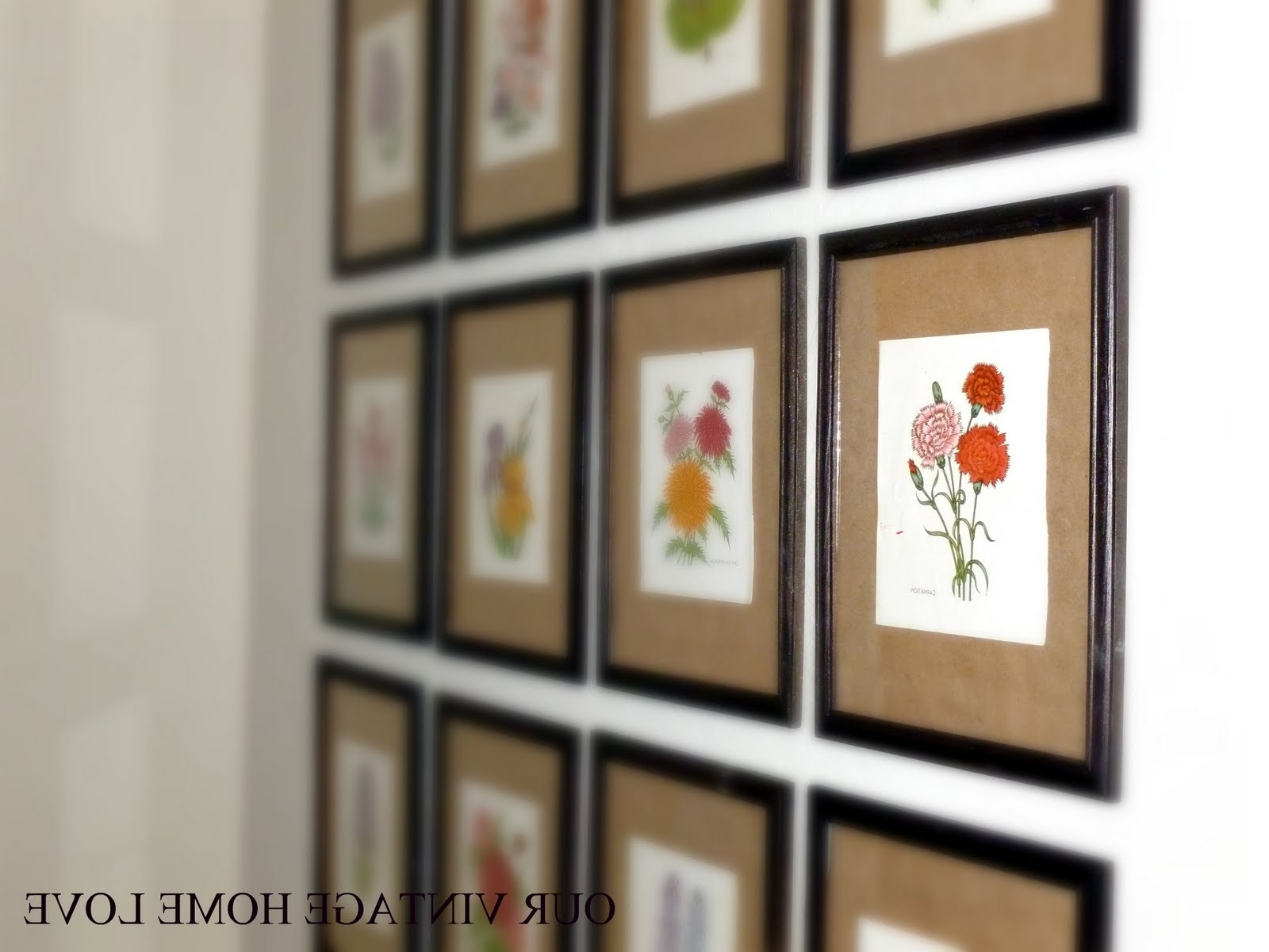 Trendy Inexpensive Wall Art Intended For Vintage Home Love: Inexpensive Wall Art (View 14 of 15)
