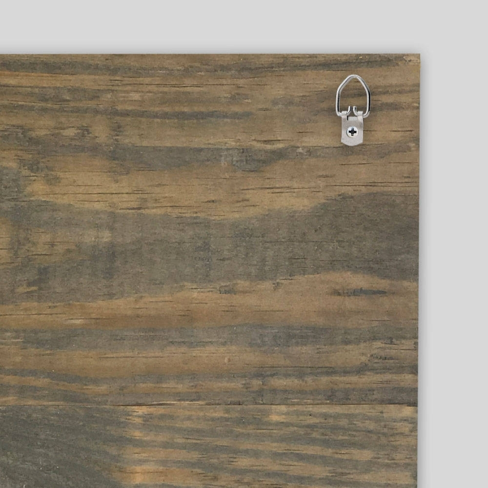 Trendy North Carolina Wall Art Within Rustic Led Back Lit North Carolina Wall Art – Grace And Elm (View 13 of 15)