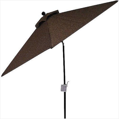 Trendy Patio Umbrellas At Walmart » How To Better Homes And Gardens Avila Regarding Walmart Patio Umbrellas (View 10 of 15)