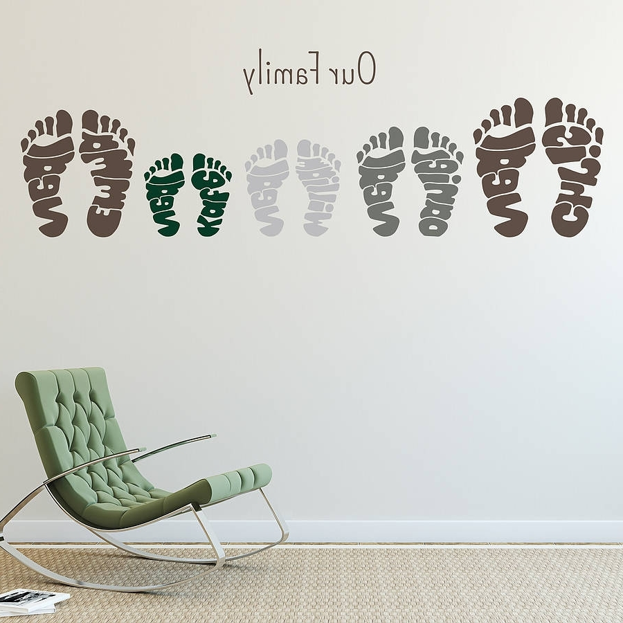 Trendy Personalized Wall Art Inside Personalized Wall Decor – Amthuchanoi (View 12 of 15)